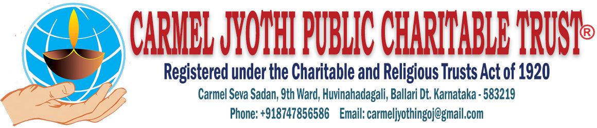 CARMEL JYOTHI PUBLIC CHARITABLE TRUST